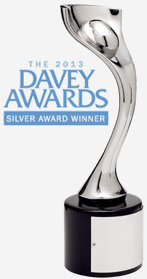 Davey Award Winner 2013