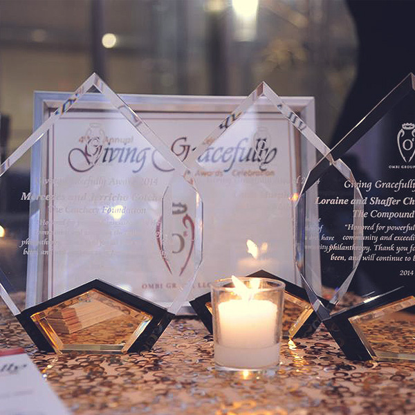 4th Annual Giving Gracefully Awards